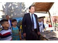 Ceylanpınar Belediyesi yapıyor birileri tahrip ediyor