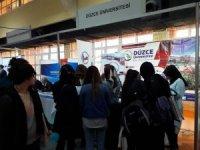 Düzce Üniversitesi Sakaryalı öğrencilerle buluştu