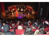 Düzce Üniversitesi'nde 12. kuruluş yıldönümü konseri gerçekleştirildi