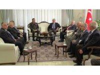 KKTC'den Mehmetçik'e anlamlı destek