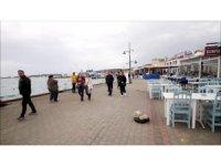Cunda esnafı  turizm sezonunu dört gözle bekliyor