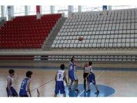 Basketbol turnuvası yapıldı