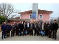 Başkan Dişli'den 'Yaşlılar' gününde anlamlı ziyaret