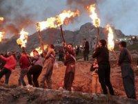 Irak'ta Nevruz kutlamaları düzenlendi