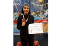 Dalaman Belediyespor sporcusu Taekwondo da derece elde etti