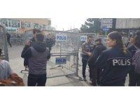 Bakırköy'deki Nevruz kutlamasına yoğun güvenlik önlemi