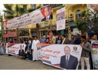 """Mısır Cumhurbaşkanı Sisi: """"Seçimlerde daha fazla aday istiyorum. Fakat ülke buna hazır değil"""""""