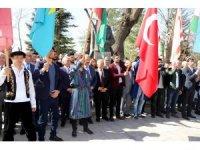Kayseri'de 'Nevruz' coşkusu