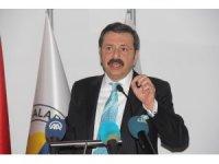 Türkiye Odalar ve Borsalar Birliği Başkanı Rıfat Hisarcıklıoğlu: