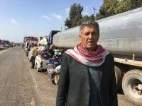 """Afrin halkı: """"Keşke 5 yıl önce gelseydiniz"""""""
