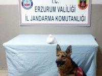 Erzurum'da hoparlöre saklanmış uyuşturucu ele geçirildi