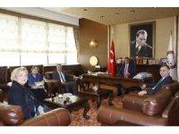 """Baro Başkanı Er: """"Çocuklarımız için yeni projelere adım attık"""""""