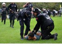 Nevruz'da provokasyon yapmak isteyen 2 kişi gözaltına alındı