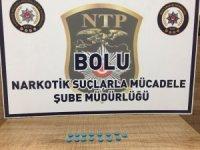 Uyuşturucu hapla yakalanan 1 kişi gözaltına alındı
