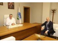 Başkan Toçoğlu Kösemusul'u ağırladı