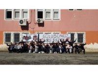 Çarşı Rize'den down sendromlu çocuklara moral ziyareti