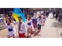 8. Uluslararası Nevruz Şenlikleri Nazilli'yi renklendirdi