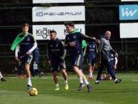 Fenerbahçe, Kayserispor maçı hazırlıklarına sürdürdü