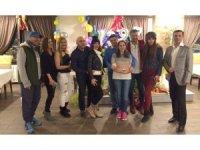 İranlı turistler Nevruz'u Sarıkamış'ta kutladı