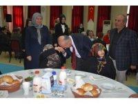 Dursunbey Belediyesi yaşlıları unutmadı