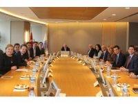 TBB, yabancı misyon temsilcilerine ekonomisi ve sektör hakkında bilgi verdi
