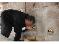 """Büyükkılıç, """"Kayserimiz çeşmelerinden su içilebilen ender şehirlerdendir"""""""