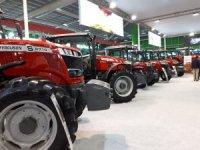 Massey Ferguson'un 'bağ-bahçe traktörü ödüllü modeli' Konya Fuarı'nda