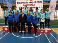 Osmangazili Badmintoncular Hindistan Yolcusu