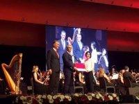ADÜ'lü öğretim üyesine 'En İyi Bilimsel Araştırma Ödülü' verildi