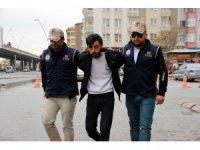 Terör örgütünün propagandasını yapan Suriyeli adliyeye sevk edildi