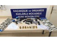Antalya'da Alaaddin Çakıcı'nın adamlarına operasyon