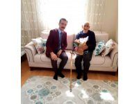 Başhekim İlhan'dan yaşlılara ziyaret