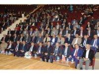 Şırnak'ta 'Uluslararası Enerji ve Maden Çalıştayı' başladı