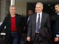 A Milli Takım Antalya'da