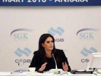 """Bakan Sarıeroğlu: """"Fişleme söz konusu olamaz"""""""