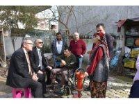 Salihli Belediyesi yaşlıları unutmadı