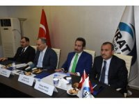FKA Mart ayı yönetim kurulu toplantısı Malatya'da yapıldı