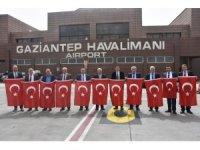 Tekirdağlı başkanlar Gaziantep'te