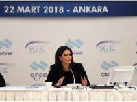 """Bakan Sarıeroğlu'dan """"SGK batıyor, gayrimenkullerini satışa çıkardı"""" iddialarına cevap"""
