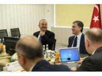 İki Bakan Varna Zirvesi için çalışıyor