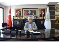 Başkan Toprak'tan Regaip Kandili mesajı