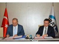 İnönü Üniversitesi ile FKA arasında sözleşme imzalandı