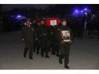 Şehit Uzman Jandarma Çavuş Çakar'ın cenazesi memleketine uğurlandı