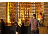 Regaib Kandili Diyarbakır'da dualarla ihya edildi