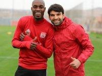 Sivasspor'da Kardemir Karabükspor maçı hazırlıkları