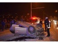 Malatya'da trafik kazası: 5 yaralı