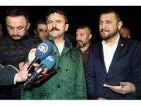 """Nevşehir Valisi İlhami Aktaş: """"İçerisinde bir pilotumuz bulunuyordu"""""""