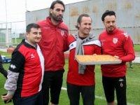 """Samaras: """"Geçmişe değil önümüzdeki maçlara odaklanmalıyız"""""""