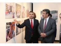 'Kadim Türk Şehirleri'nde kadraja yansıyanlar Küçükçekmece'de sergileniyor
