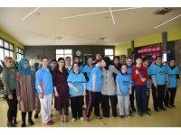 Kocasinan Belediyesi'nden özel eğitim gerektiren çocuklara spor desteği